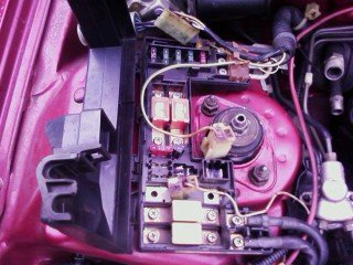 91 integra fuse box under the hood acura forum acura forums rh acuraworld com Tundra Under Hood Fuse Box Mazada6 Fuse Under Hood of a Box