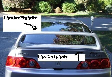 Need Help From A Dc Guru Archive Ozhonda Forums - Acura rsx type r wing