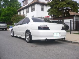 ACURA TL W LOTS OF AFTERMARKET PARTS CHECK IT OUT Acura - 2000 acura tl parts