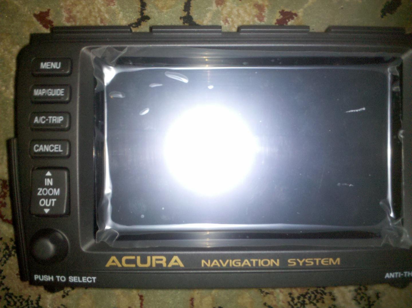 Acura MDX Navigation Screen Acura Forum Acura Forums - Acura mdx navigation system