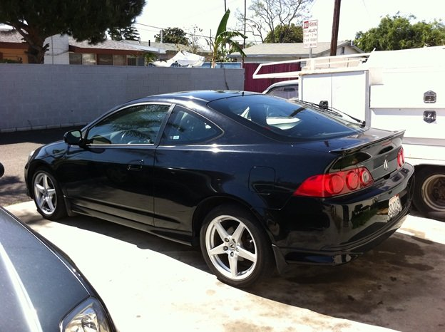 For Sale 2006 Rsx Type S Black 49k Miles Socal 714 Acura