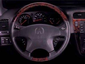 Acura  2004 on Genuine Acura Mdx Wood Grain Steering Wheel   Brand New In Box   Acura