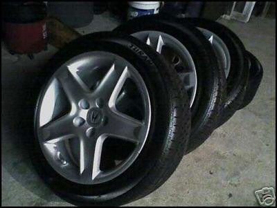 set new is newest on rims s acura itm wheels rare tires inch mdx loading image genuine ebay