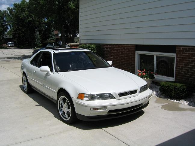 92 Legend LS Coupe For Sale