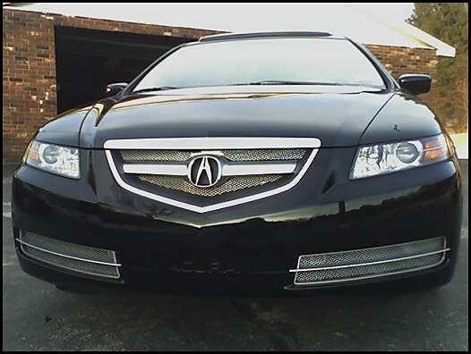 Acura Tl Aftermarket Grilleupdate Acura Forum Acura Forums - Acura tl aftermarket parts