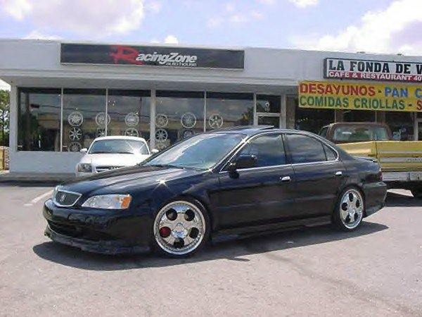 CL And TL On S Both From Orlando Acura Forum Acura Forums - 2003 acura tl body kit