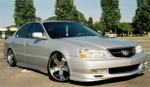 Pimped Acura Tl