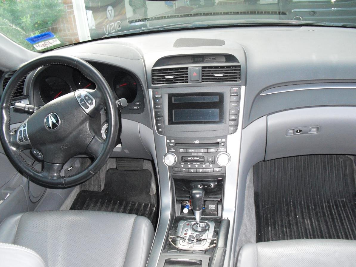 ACURA TL ASpec Deductible Ext Warranty Until - Acura tl 2004 interior