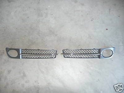 2003 Acura Type on Acura Tl Type S Front Bumper Grill Inserts   Acura Forum   Acura