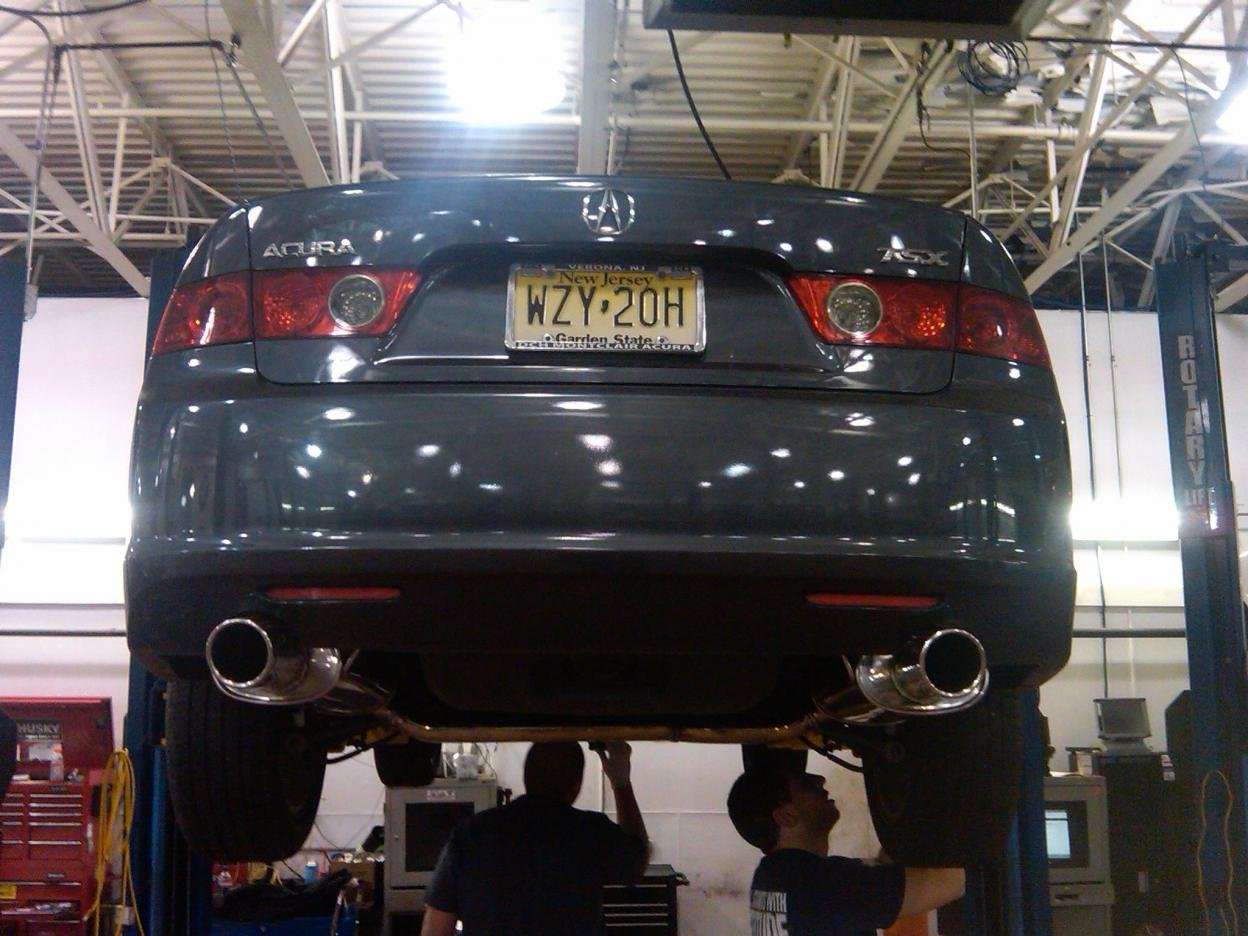 Acura Forum Acura Forums View Single Post FS Acura TSX - Acura tsx exhaust
