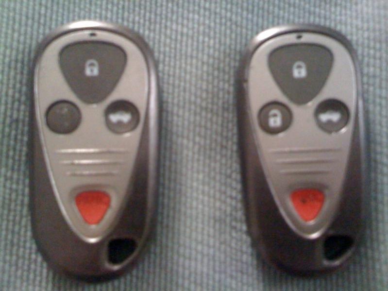 Keyfob discoloration - AcuraZine - Acura Enthusiast Community