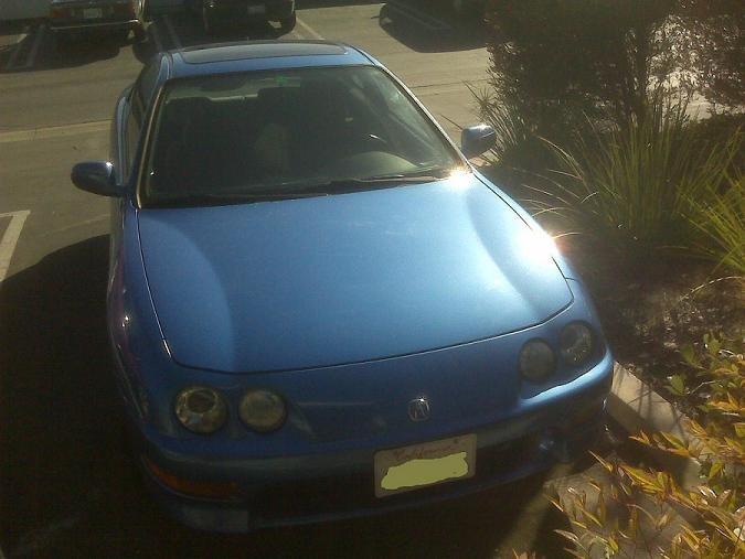 Acura Integra Gsr 2000. Acura Integra Gsr Black. 2000