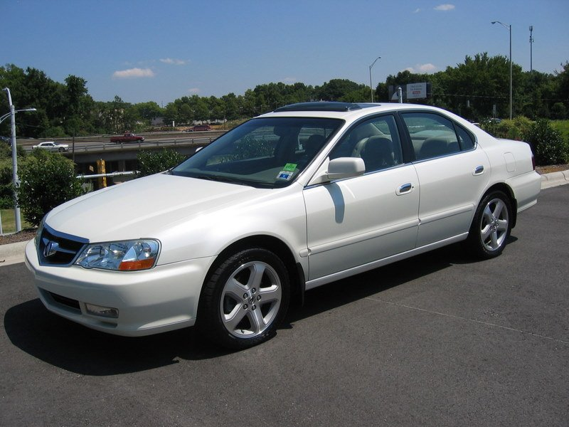 2003 acura 3 2 tl type s only 58k miles charlotte nc. Black Bedroom Furniture Sets. Home Design Ideas