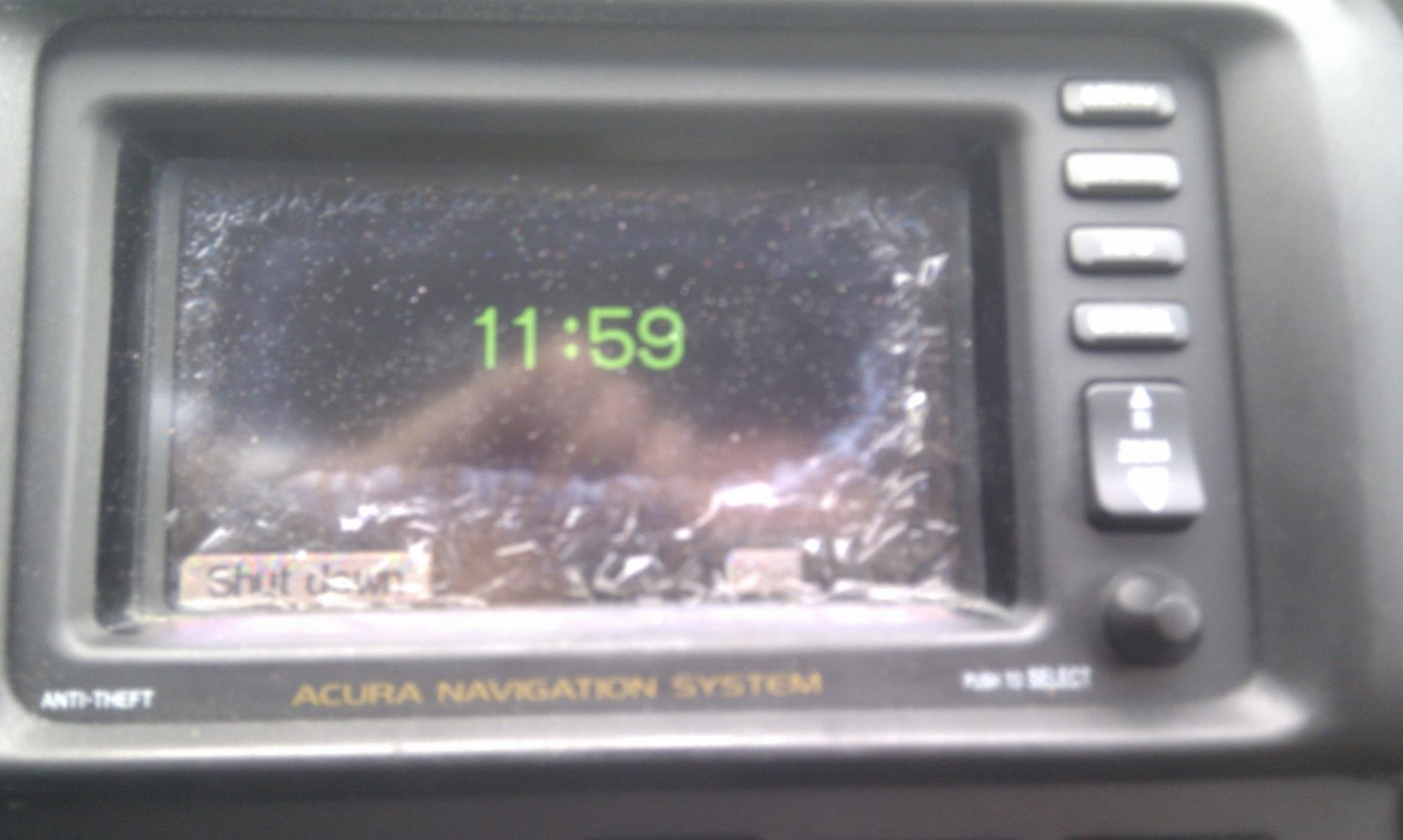 Hqdefault further  additionally C Rq as well D Navigation Screen Deteriorating Pictures Img besides Acura Tsx. on 1999 acura tl