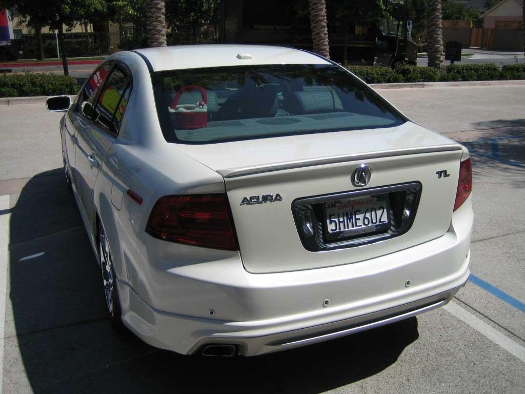 Car Picker  white acura TL