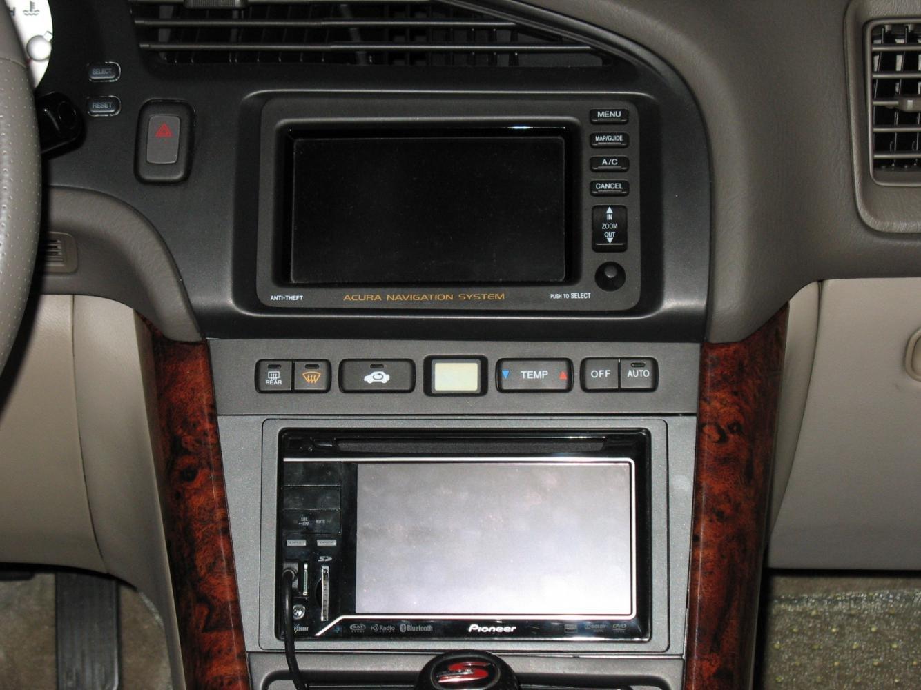 Aftermarket Stereo Installation Help Acura World
