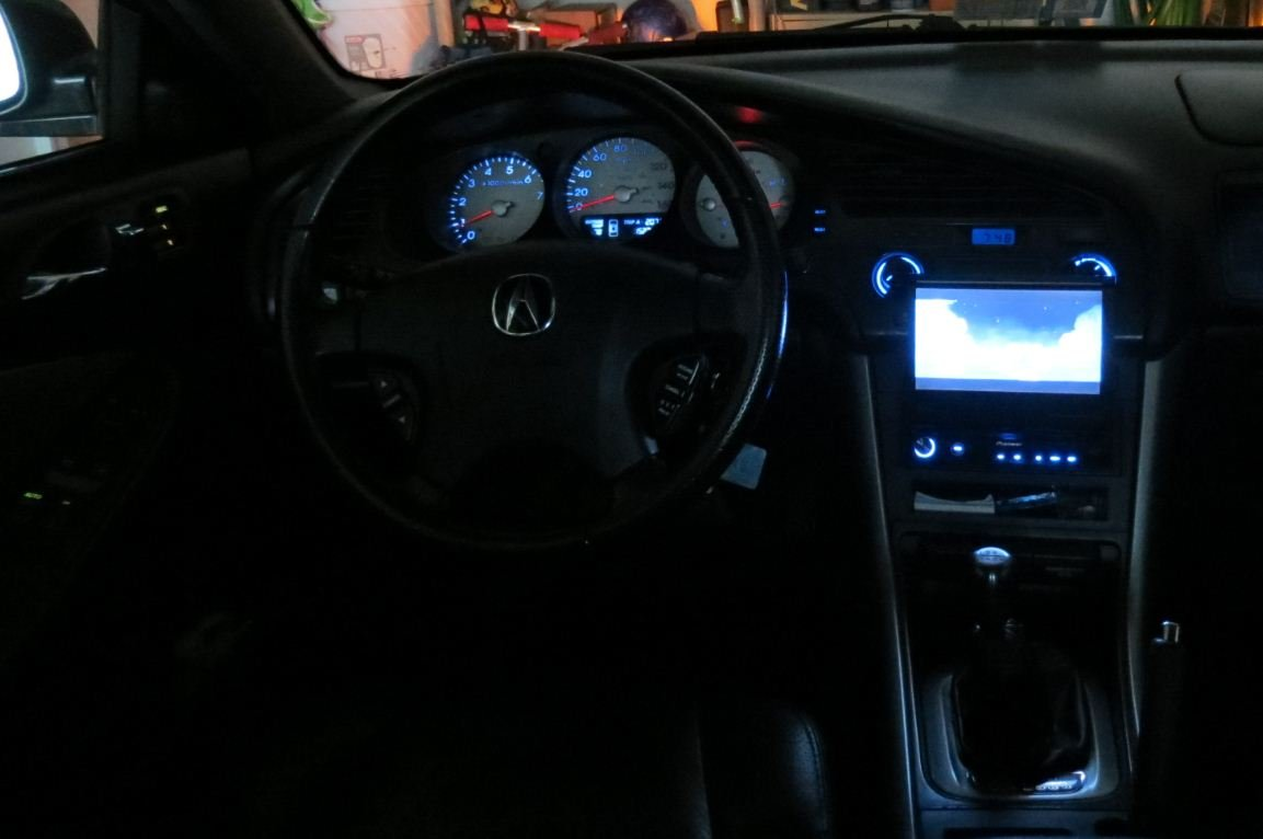 Fs 2003 Acura Cl 3 2 Type S With 6 Speed Acura World