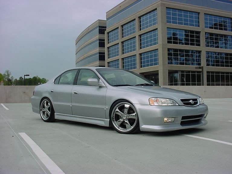 Pic of 99-01 TL lowed with kits??? - Acura Forum : Acura Forums