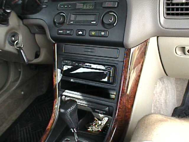 Metra Dash Kit Out Early Streeteffectz No Longer Acura Forum - 2005 acura tl dash kit