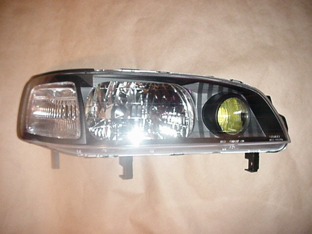 Black JDM Headlight y - Acura Forum : Acura Forums