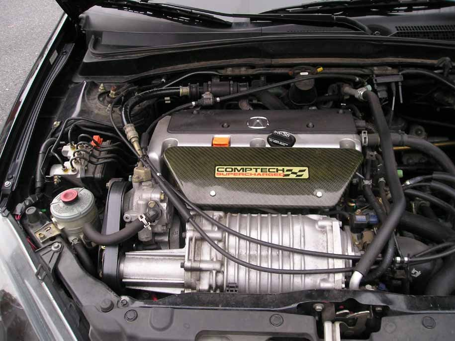 D Fs Comptech Supercharged Rsx Type S K Miles Maryland P