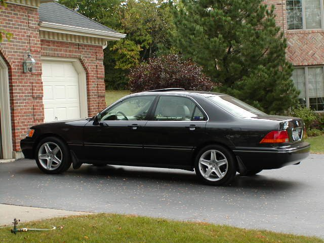 T Wheels On RL Page Acura Forum Acura Forums - Acura rl wheels