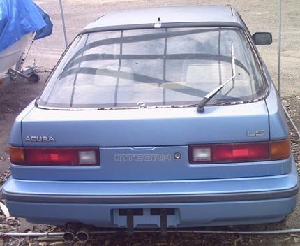Honda Acura on 87 Acura Integra Ls    500 00   Acura Forum   Acura Forums
