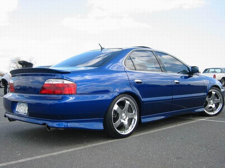 Looking For A Body Kit Rear Piece Acura Forum Acura Forums - 2003 acura tl body kit