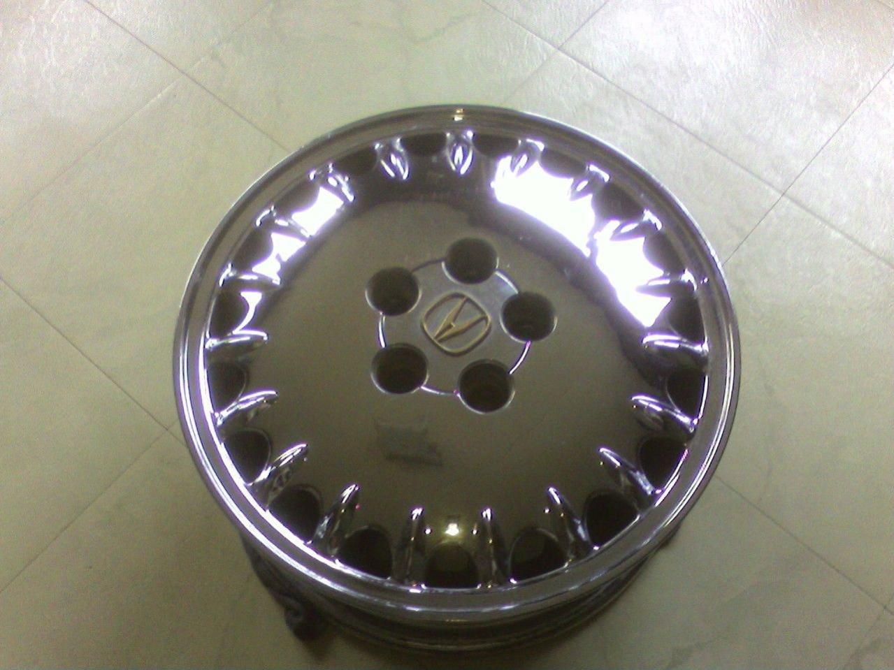 Acura RL Chrome Wheels And Alloy Wheel Acura Forum - Acura rl wheels for sale
