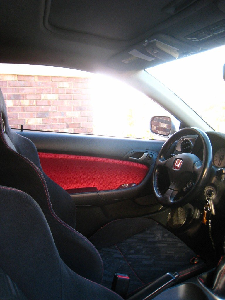 ... rsx2.jpg ... & 02-06 DC5 JDM Acura RSX TypeR Door Panel Recaro Inserts - Acura ...