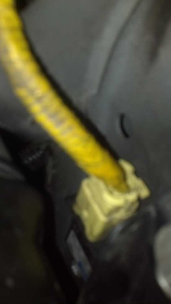 Can't find the front left impact sensor - Acura Forum : Acura Forums