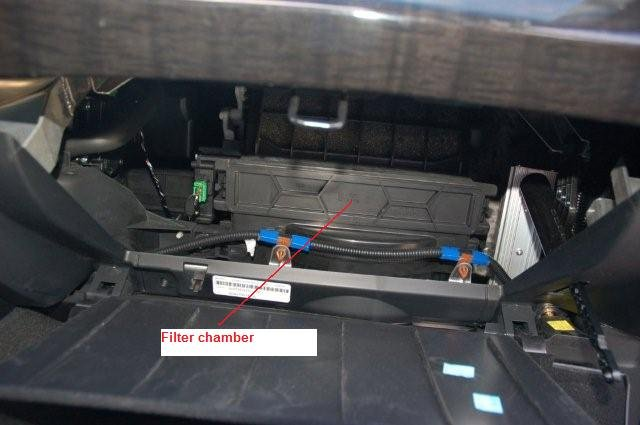 Nd Gen Acura MDX Cabin Dust Pollen Filter Instructions Acura - Acura mdx air filter