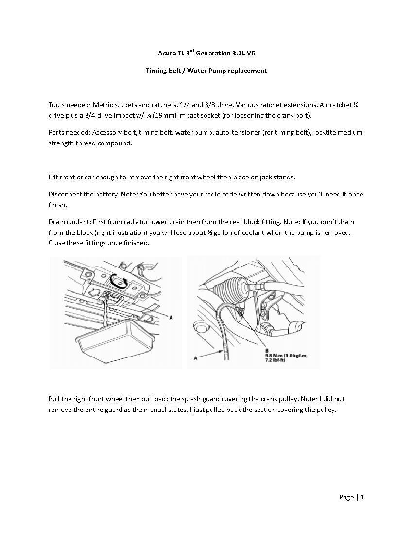 2004 acura tl water pump manual one word quickstart guide book u2022 rh ebmaintenance co uk 2002 acura cl repair manual 2002 acura tl type s owners manual