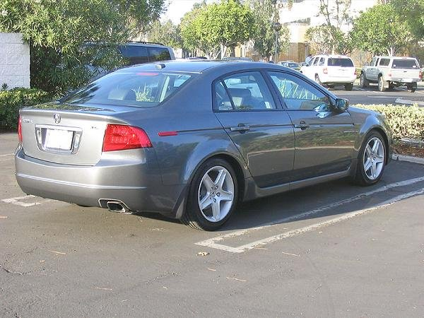 Eibach Coils Installed On This TL Acura Forum Acura Forums - Acura tl lowering springs