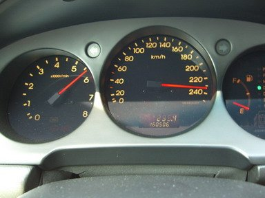 Top speed? 1999 RL - Acura Forum : Acura Forums