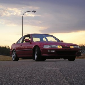Milano Red 1992 Integra GS